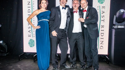 Roche wins Construction Award